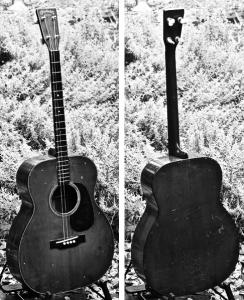 1932 Martin tenor guitar
