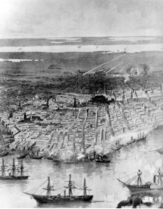 New Orleans in 1862